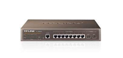 TP-Link TL-SG3210 JetStream 8-Port Gigabit L2 Lite Managed Switch with 2 SFP