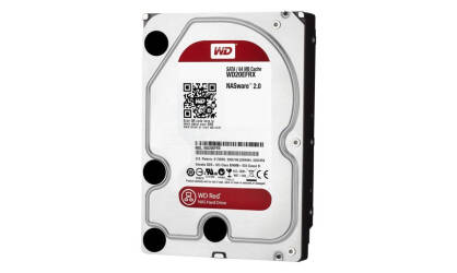 "Dysk WD Red 3.5"" 2TB, SATA/600, 5400RPM, 64MB cache"
