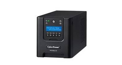 Cyber Power UPS PR1000ELCD 900W Tower (IEC C13)