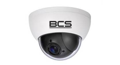 BCS-SDIP1204-W kamera obrotowa IP, 2mpx, FULL HD, 12V / PoE, 2.7-11mm