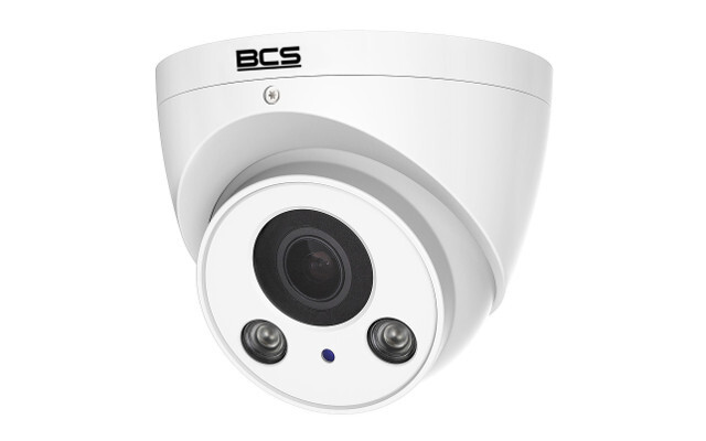 BCS-DMIP2200AIR-II, kamera kopułowa IP, 3.6mm, IR 30m